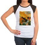 House and Ploughman Women's Cap Sleeve T-Shirt