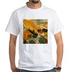 House and Ploughman White T-Shirt