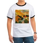 House and Ploughman Ringer T