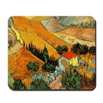 House and Ploughman Mousepad