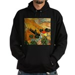 House and Ploughman Hoodie (dark)
