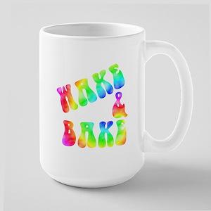 Wake and Bake Large Mug