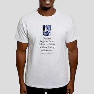 Success Light T-Shirt