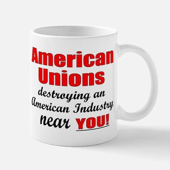Unions Mug