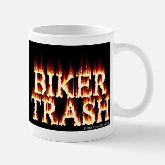 Biker Trash Mug