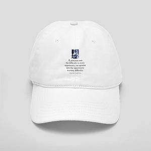 An optimist Cap