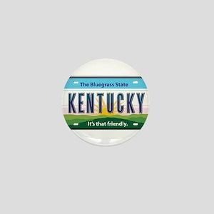 Kentucky Mini Button