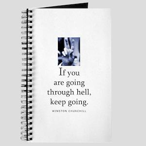 Through hell Journal