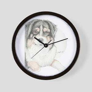 Dually Wall Clock