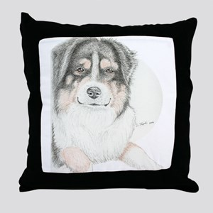 Dually Throw Pillow