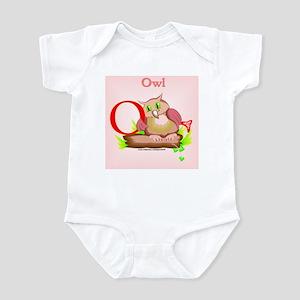 Owl Infant Creeper