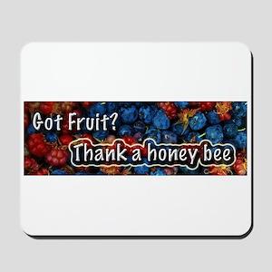 Got Fruit? Mousepad