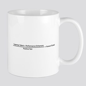 Steroid Equation Mug