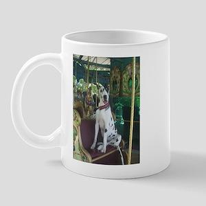 Carousel Chariot Harl Mug