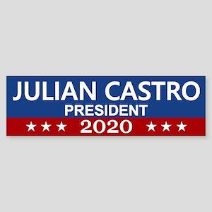 Julian Castro President 2020 Bumper Sticker
