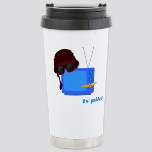 Television Producer Stainless Steel Travel Mug