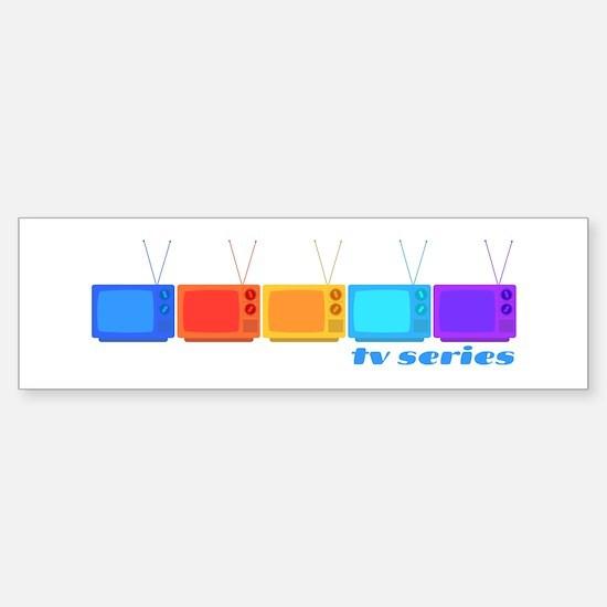 TV Producer Bumper Bumper Bumper Sticker
