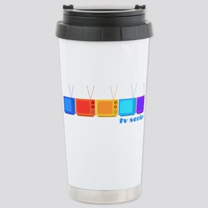 TV Producer Stainless Steel Travel Mug