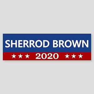 Sherrod Brown 2020 Bumper Sticker