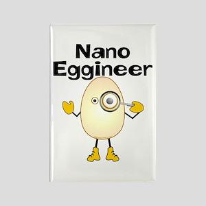 Nano Eggineer Rectangle Magnet