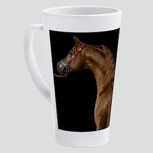 horse arabian 17 oz Latte Mug