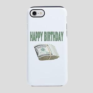 Happy Birthday iPhone 7 Tough Case