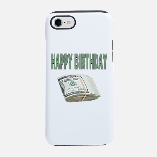 Happy Birthday iPhone 7 Tough Case