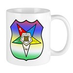 OES Shield Mug