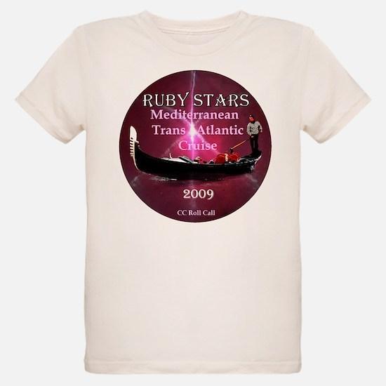 RUBY STARS MED Trans Atlantic T-Shirt