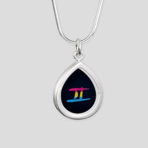 Pansexual Pride Flag Gemini Zodiac Sign Necklaces