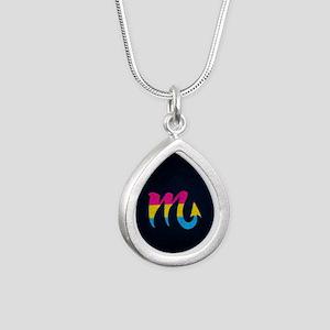 Pansexual Pride Flag Scorpio Zodiac Sign Necklaces