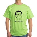 It's Loopris Green T-Shirt