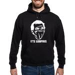 It's Loopris Hoodie (dark)