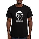 It's Loopris Men's Fitted T-Shirt (dark)
