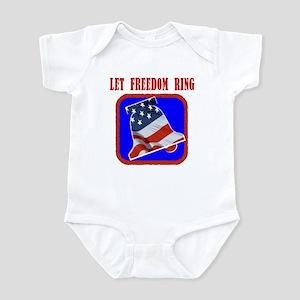 Liberty Bell: Infant Bodysuit