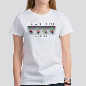 Multiple Mahjer Women's T-Shirt