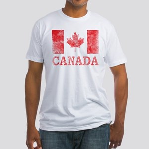 Vintage Canada Fitted T-Shirt