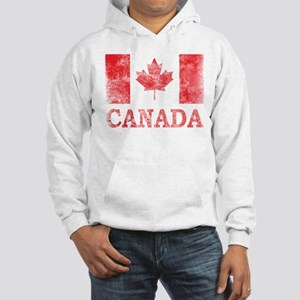 Vintage Canada Hooded Sweatshirt