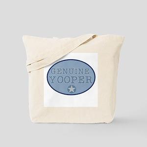 Genuine Yooper Tote Bag