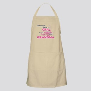 Some call me a Cpa, the most important Light Apron
