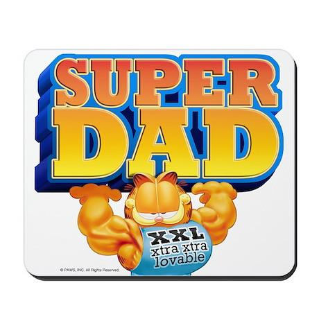 Super Dad Mousepad