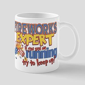 Fireworks Expert Mug