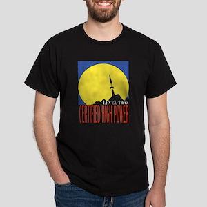 Certified High Power Level Tw Dark T-Shirt