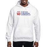 Say NO! Hooded Sweatshirt