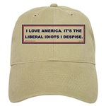 LIBERAL IDIOTS Cap