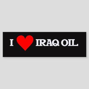Iraq Oil sticker
