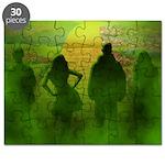 Lost In Oz Puzzle