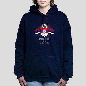 Football Serbs Serbia Soccer Team Sport Sweatshirt