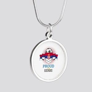 Football Serbs Serbia Soccer Team Sports Necklaces