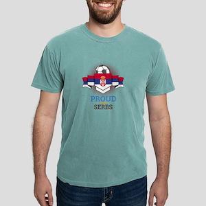 Football Serbs Serbia Soccer Team Sports F T-Shirt